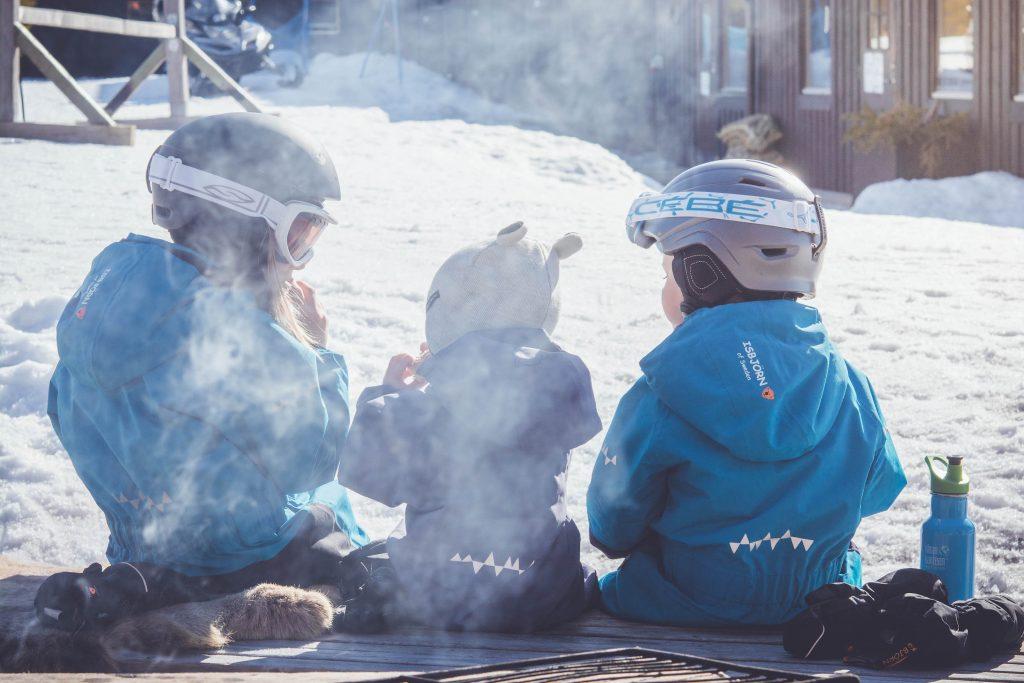 funktionskläder vinter