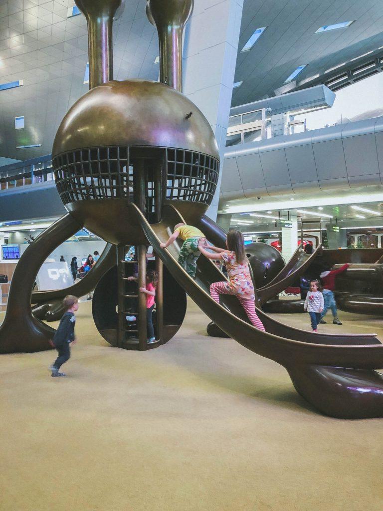 flygplats lekplats